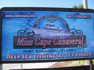 Miss Cape Canaveral Owners