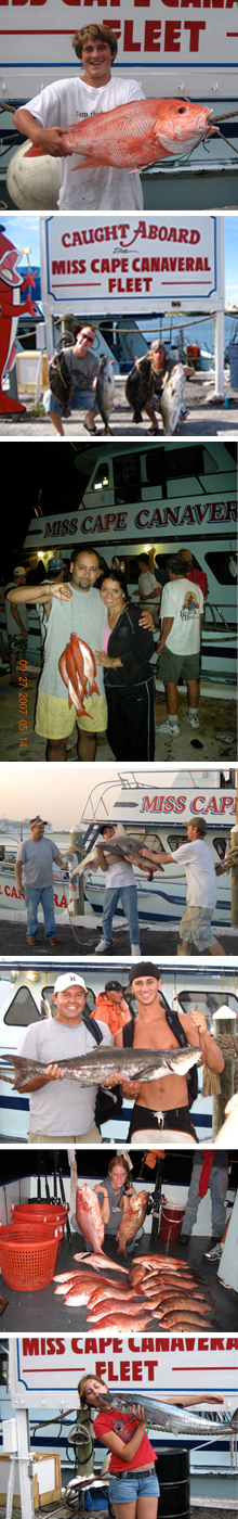 Florida Deep Sea Fishermen